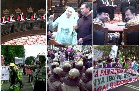 """Kaji Terus """"Berjuang"""" Untuk Menegakkan Demokrasi = Menang (foto from Detik)"""